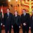 Thumbnail image for A Szim Salom elnöke találkozón vett részt Angela Merkellel